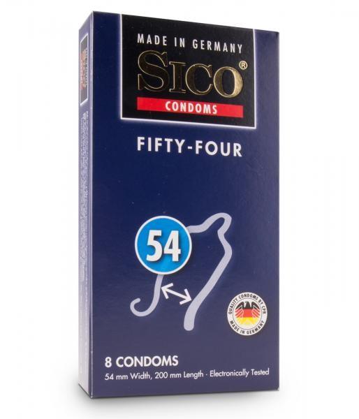 Sico Kondome 54mm 8er