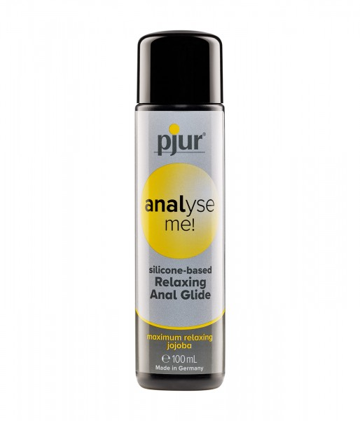 Pjur Analyse me Anal Gleitgel 100ml