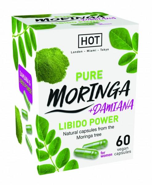 HOT Premium Moringa Libido Power Kapseln 60 Stk.