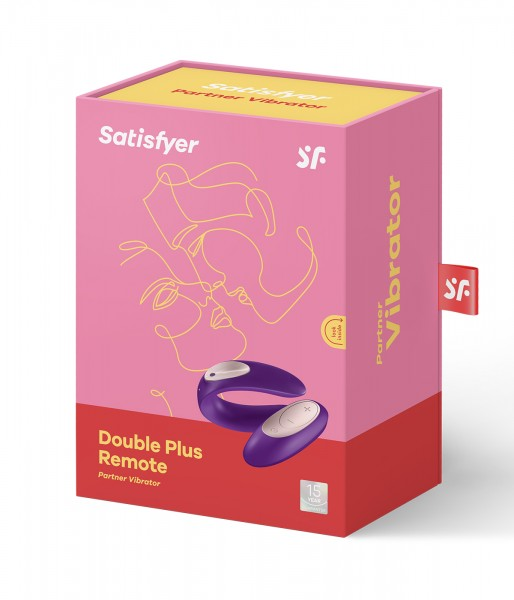 Satisfyer Partner Plus Remote
