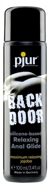 Pjur Back Door Relaxing Anal Gleitgel Silikon 100ml