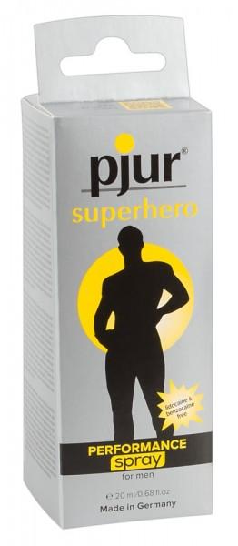 Pjur Superhero Performance Spray ffür Männer 20ml