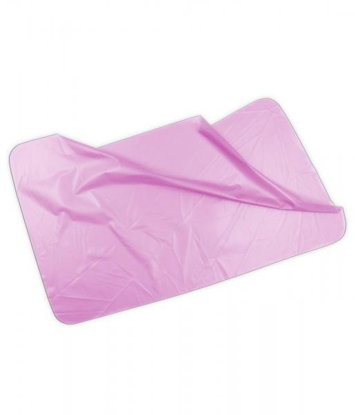 Sheer Glyde Dams Erdbeer Aroma Pink Latextuecher 4 stück