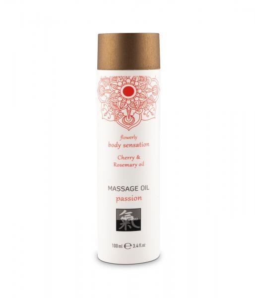 HOT Massage Öl Cherry & Rosemary 100ml