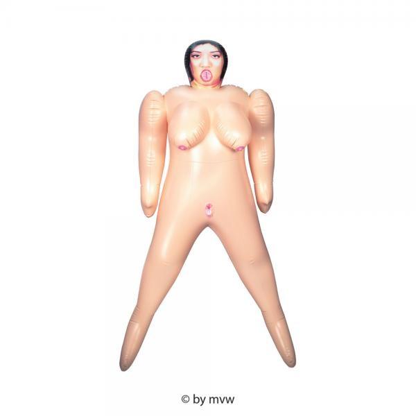 Fatima Fong Love Doll Liebespuppe