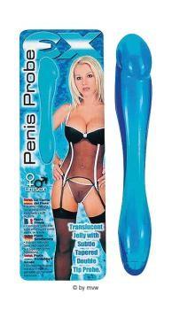 Penis Probe blue