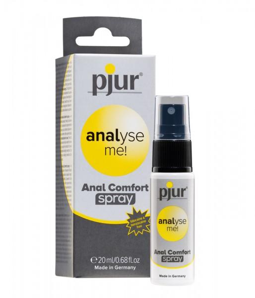 Pjur Analyse me Anal Comfort Spray Entkrampfungsspray 20ml