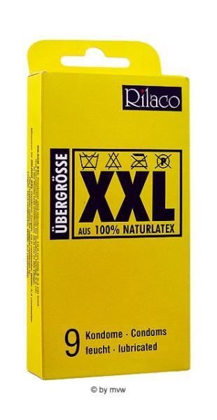 Rilaco XXl Kondome 9 Stück