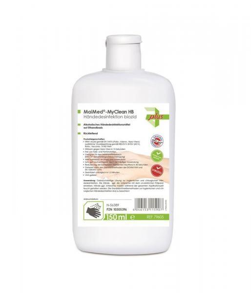 MaiMed My Clean Handdesinfektion Biozid 150 ml
