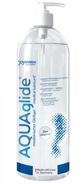 Aquaglide Gleitgel auf Wasserbasis 1000ml