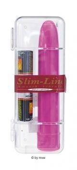 Slim Line Vibrator Purple