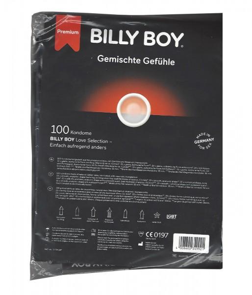 Billy Boy Gemischte Gefühle 100 Kondome