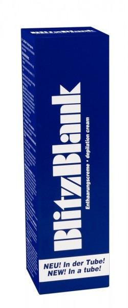 Blitz Blank Enthaarungscreme 125ml