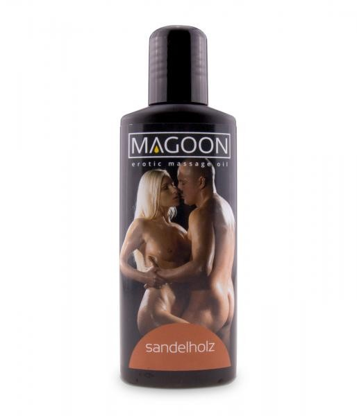 Sandelholz Massage Öl 100ml