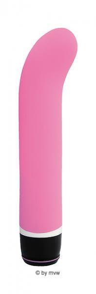 Silicone Classic Vibrator ca. 19cm pink