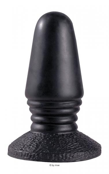 Xtra Around Butt Plug ca. 13.0cm schwarz