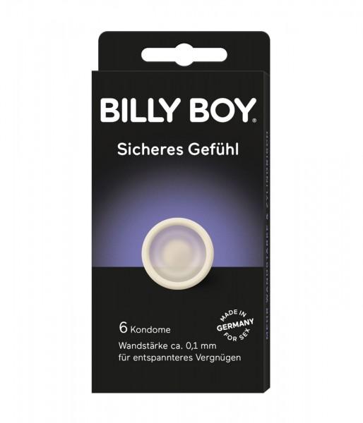 Billy Boy Sicheres Gefühl 6 Kondome