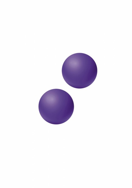 Vaginal balls without a loop Emotions Lexy Medium purple