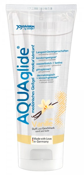 Aquaglide Vanille 100ml