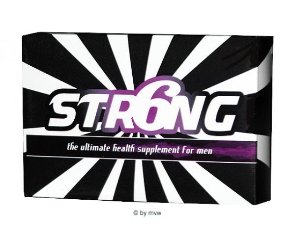 Strong6 Kapseln 10 Stk. NETTO