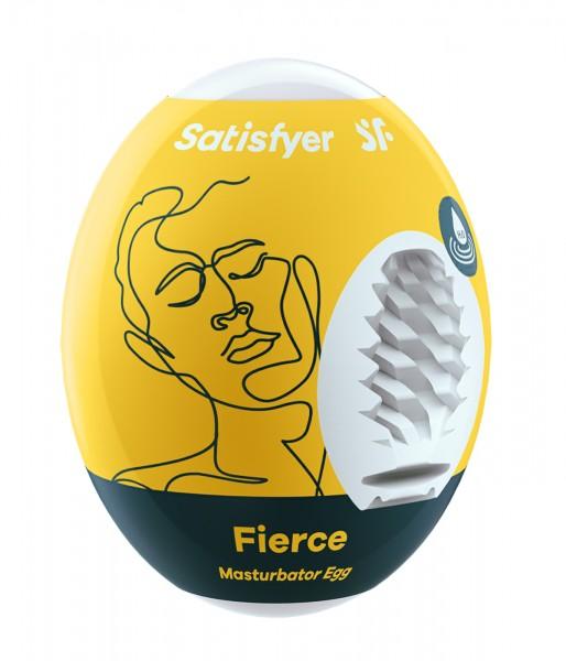 Satisfyer Masturbator Egg Single Fierce