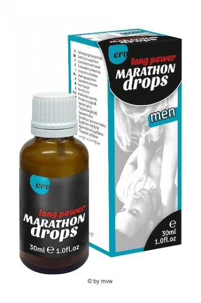 Ero Marathon Men Long Power Drops 30ml