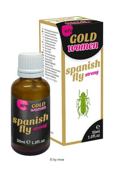 Ero Spanish Fly Gold strong Women 30ml