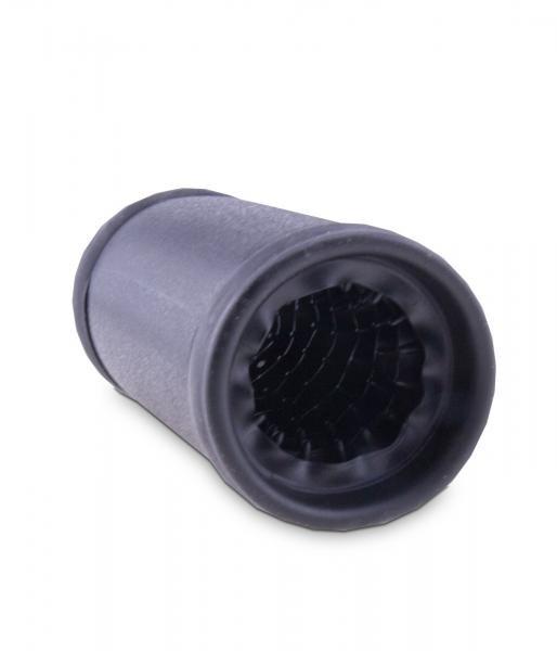 Silicone Stroker black
