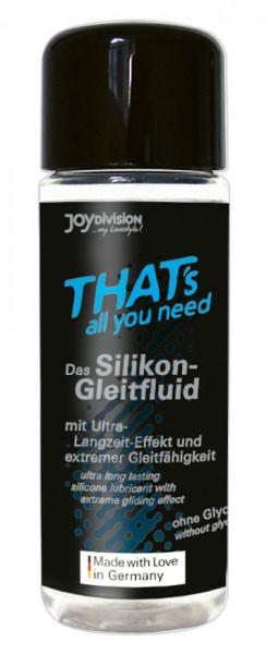 Thats all you need Silikon 100ml