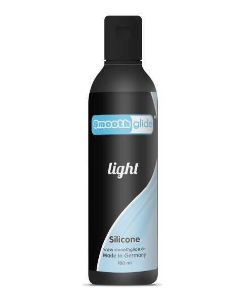 Smoothglide Silikon Gleitgel Light 100 ml