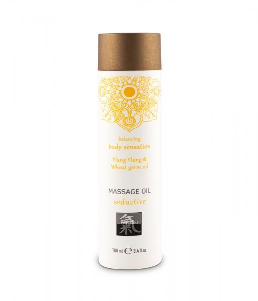 HOT Massage Öl YlangYlang & Wheat germ 100ml
