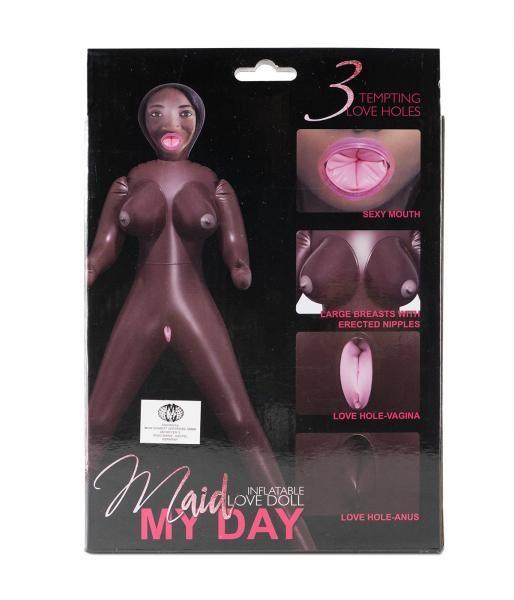 Maid Mya Abidayl Kock Doll 3 holes