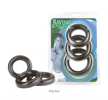 Raving Rounders 3 Cockringe 40.45 und 50mm