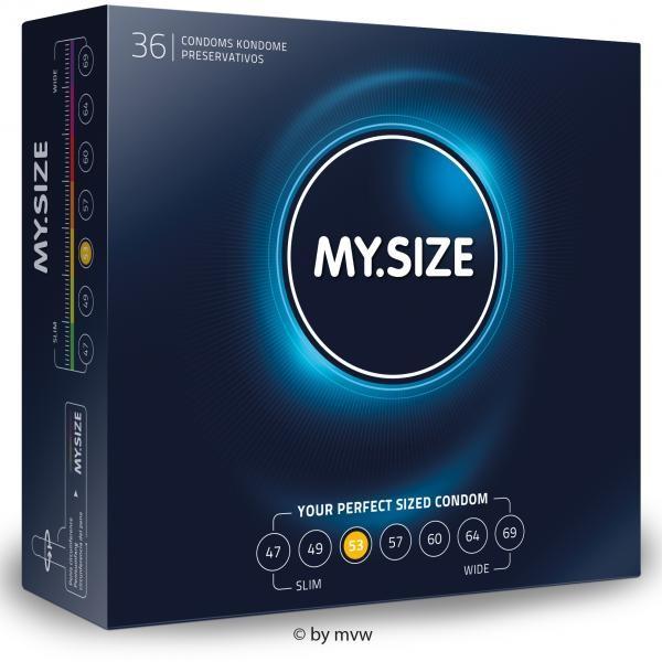 My Size 36 Kondome 53mm NETTO