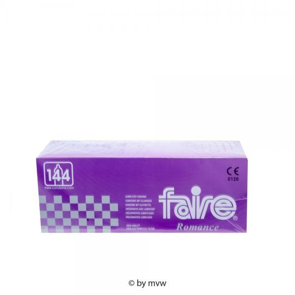 faire Romance 144 Kondome