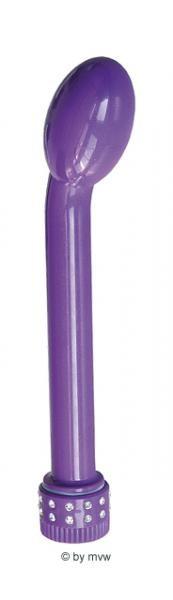 Hip G-Spot Vibe ca. 20 cm Purple