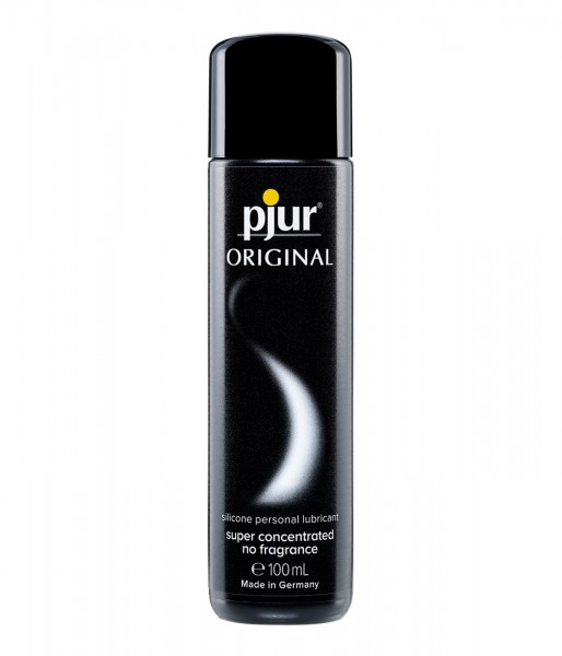 Pjur Original Silikon Gleitgel antiallergen 100ml