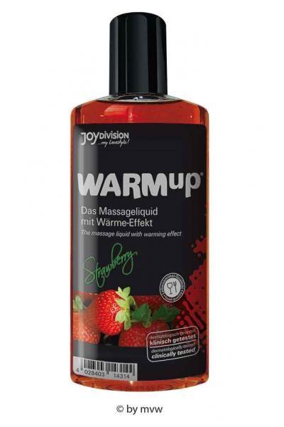Warm Up Erdbeer 150ml