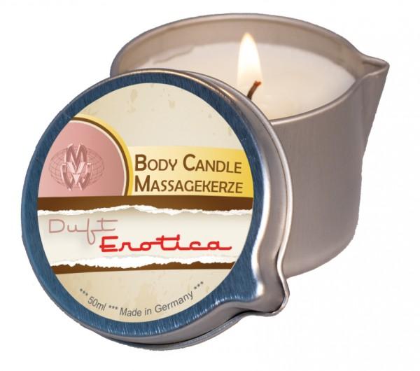 Body Candle Massagekerze Erotica 50 ml