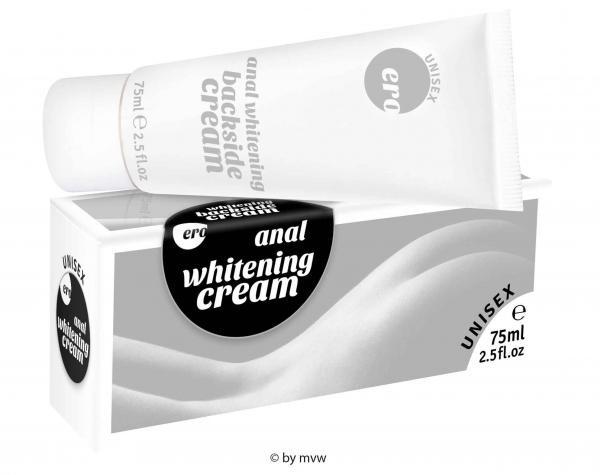 Ero Backside Anal Aufhellungscreme Whitening Cream 75 ml