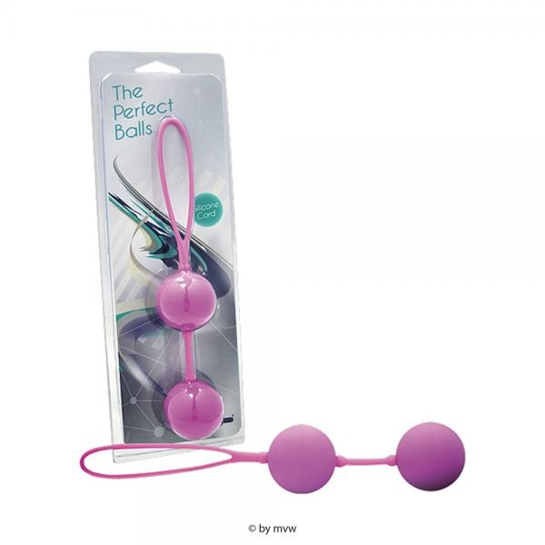 Seven Creations The Perfect Balls Silicone Cord pink