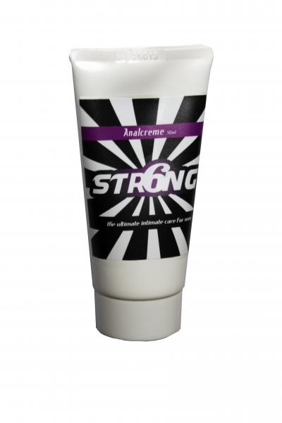 Strong6 Analcreme 50ml NETTO