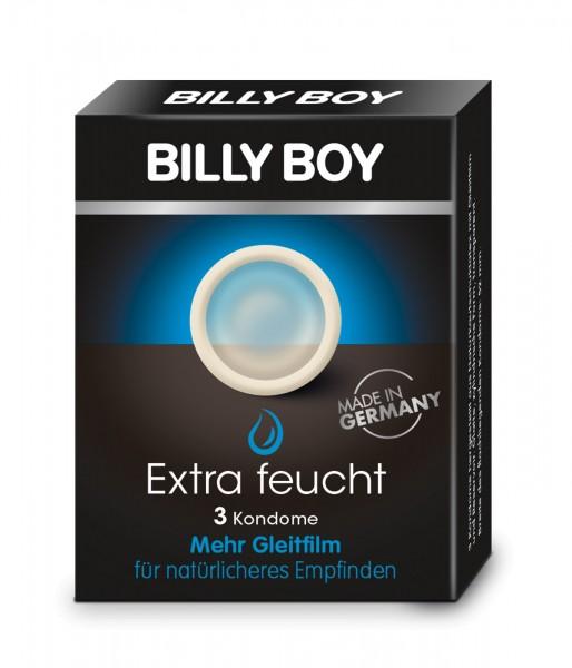Billy Boy Kondome Extra Feucht 3 Stück