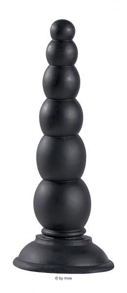 Xtra Around Butt Plug ca. 15.0cm schwarz
