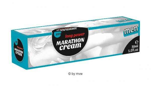 Ero Marathon Long Power Delay Penis Cream 30ml