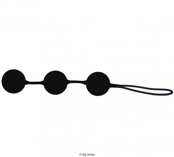 Trio Triplex Silicone Balls ca. 25 cm
